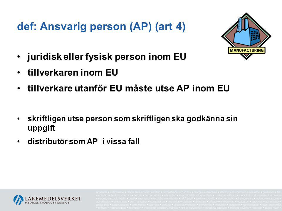 def: Ansvarig person (AP) (art 4)