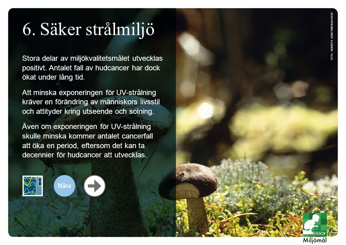 6. Säker strålmiljö foto: Kenneth Bengtsson/JOHNER.