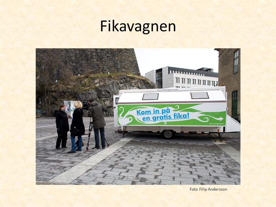 Fikavagnen Foto Filip Andersson