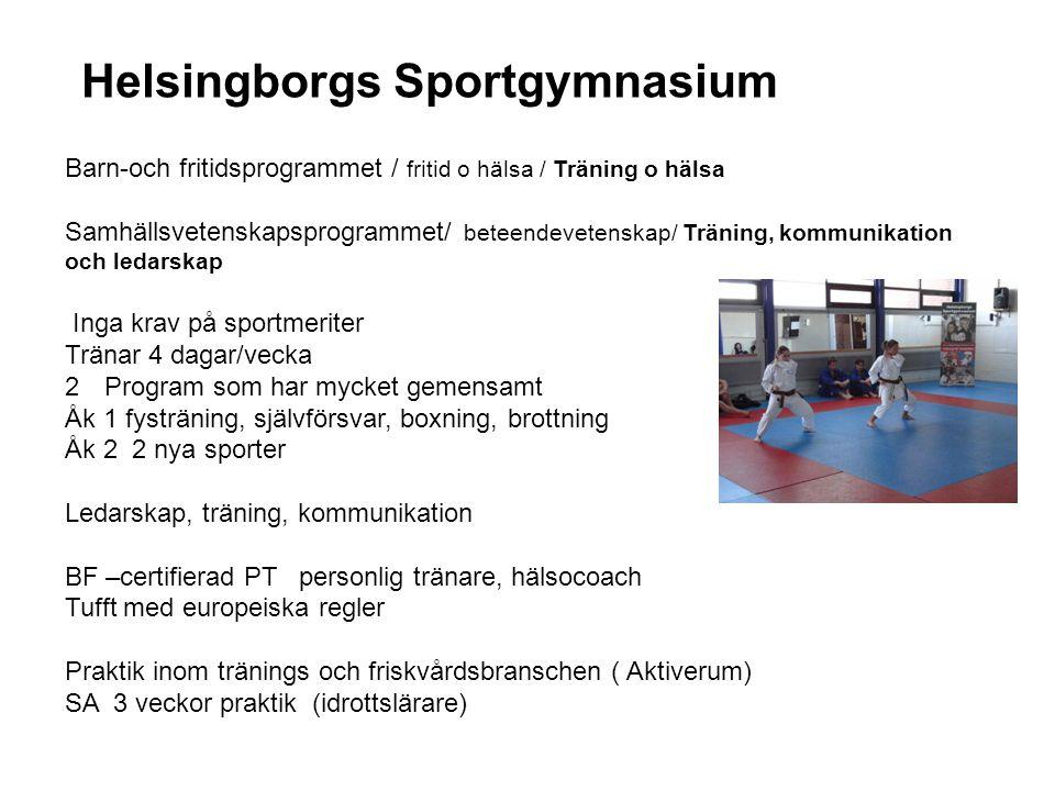 Helsingborgs Sportgymnasium