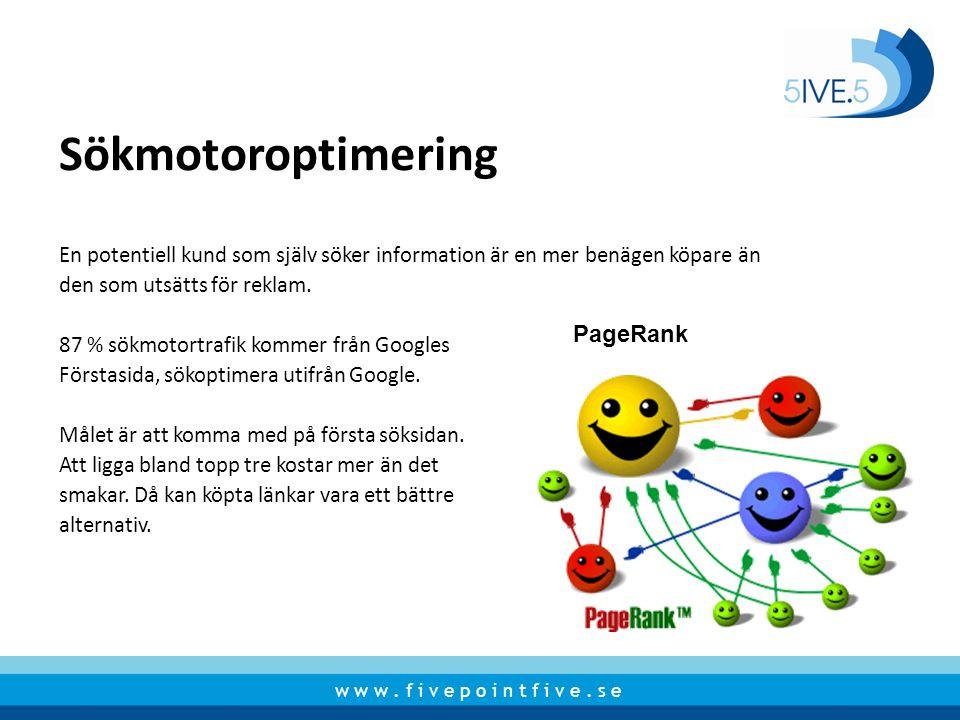Sökmotoroptimering PageRank