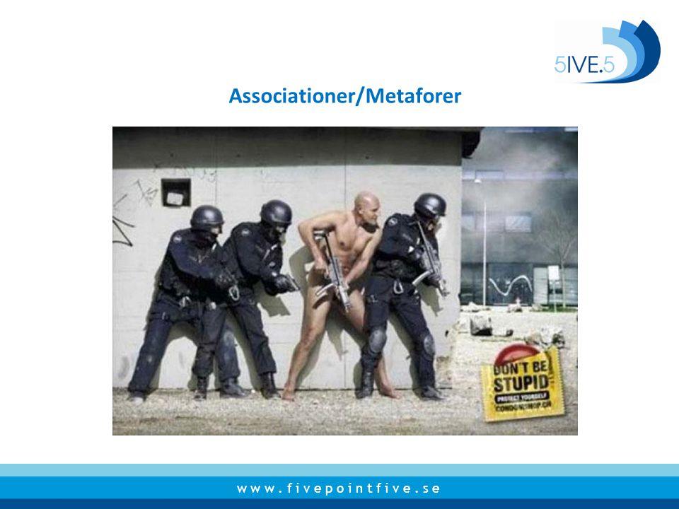 Associationer/Metaforer