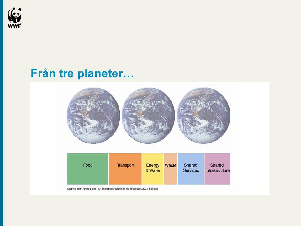 Från tre planeter… Utmaningen för oss i Europa kan sammanfattas som
