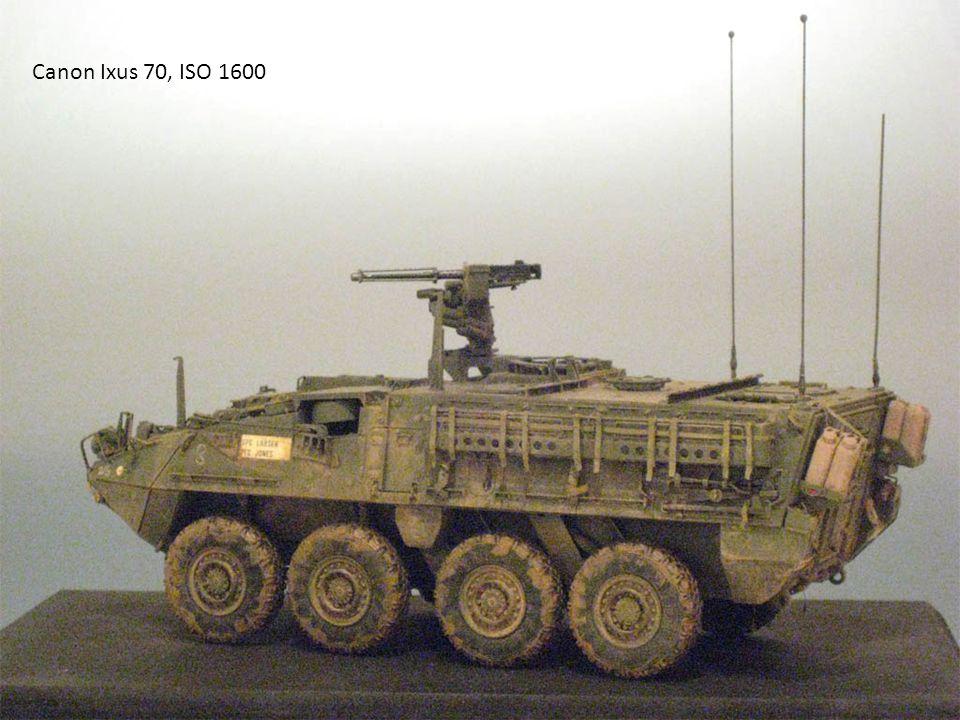 Canon Ixus 70, ISO 1600