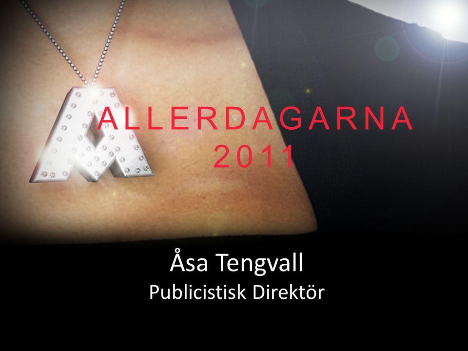 Åsa Tengvall Publicistisk Direktör