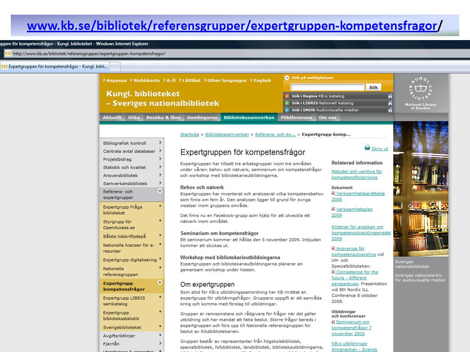 www.kb.se/bibliotek/referensgrupper/expertgruppen-kompetensfragor/
