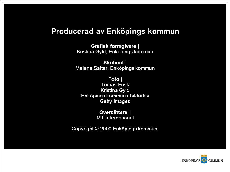 Producerad av Enköpings kommun