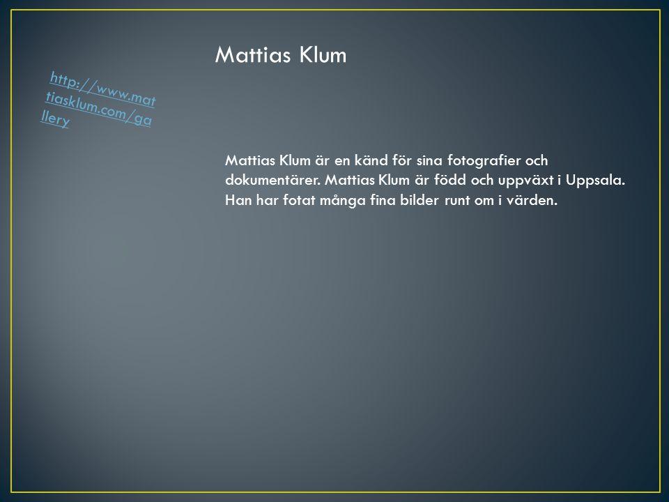 Mattias Klum http://www.mattiasklum.com/gallery