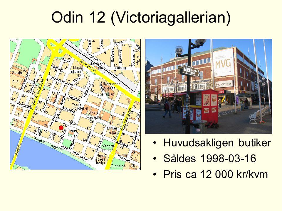Odin 12 (Victoriagallerian)