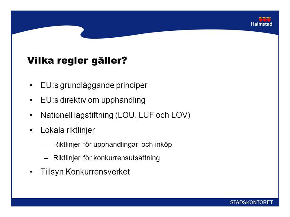 Vilka regler gäller EU:s grundläggande principer