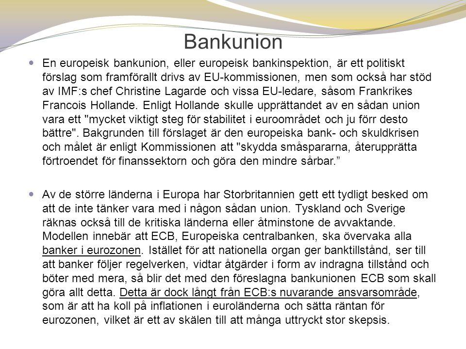 Bankunion