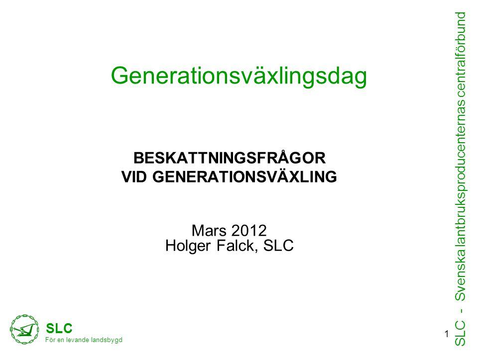 Generationsväxlingsdag