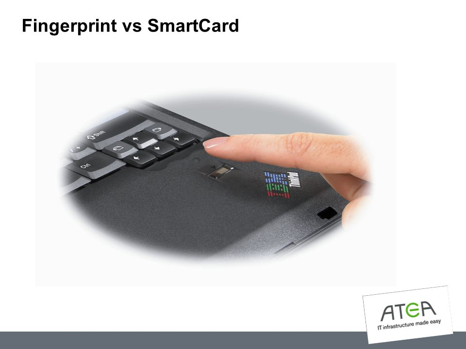 Fingerprint vs SmartCard