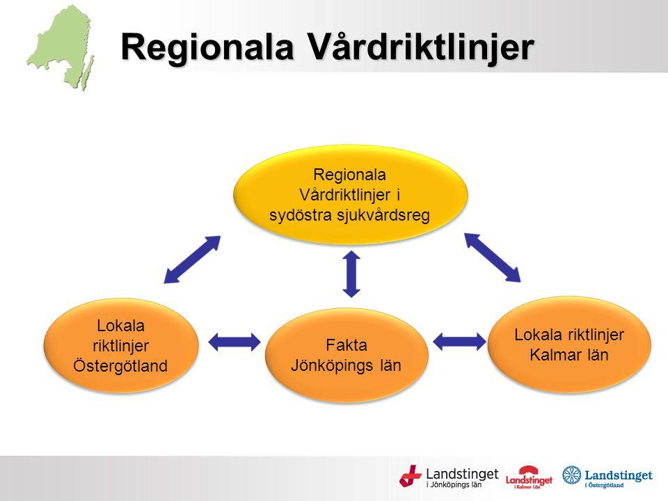 Regionala Vårdriktlinjer