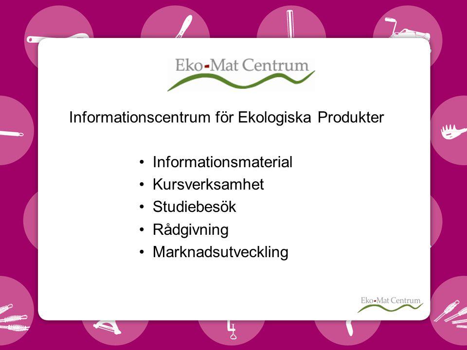 Informationscentrum för Ekologiska Produkter