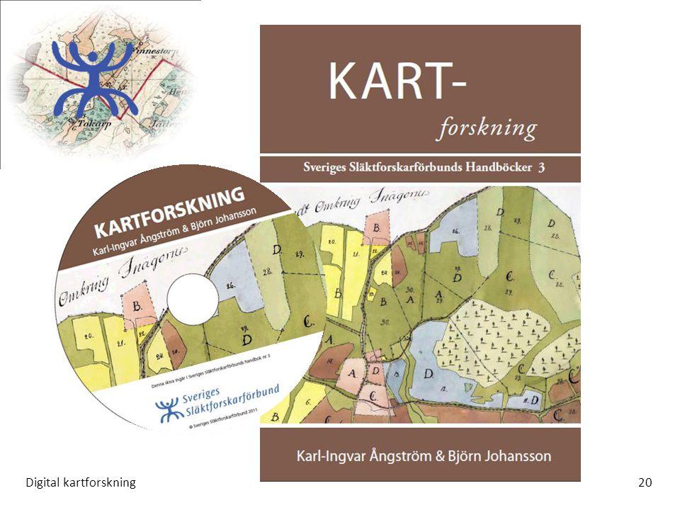 Digital kartforskning