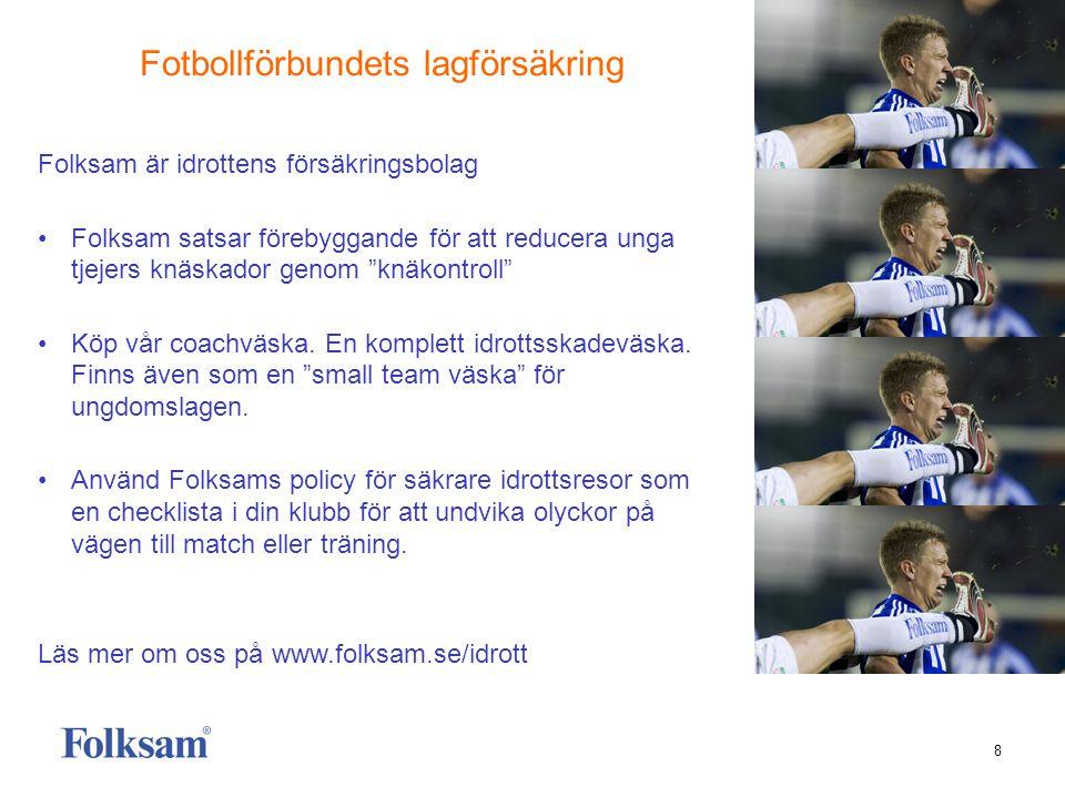 Fotbollförbundets lagförsäkring