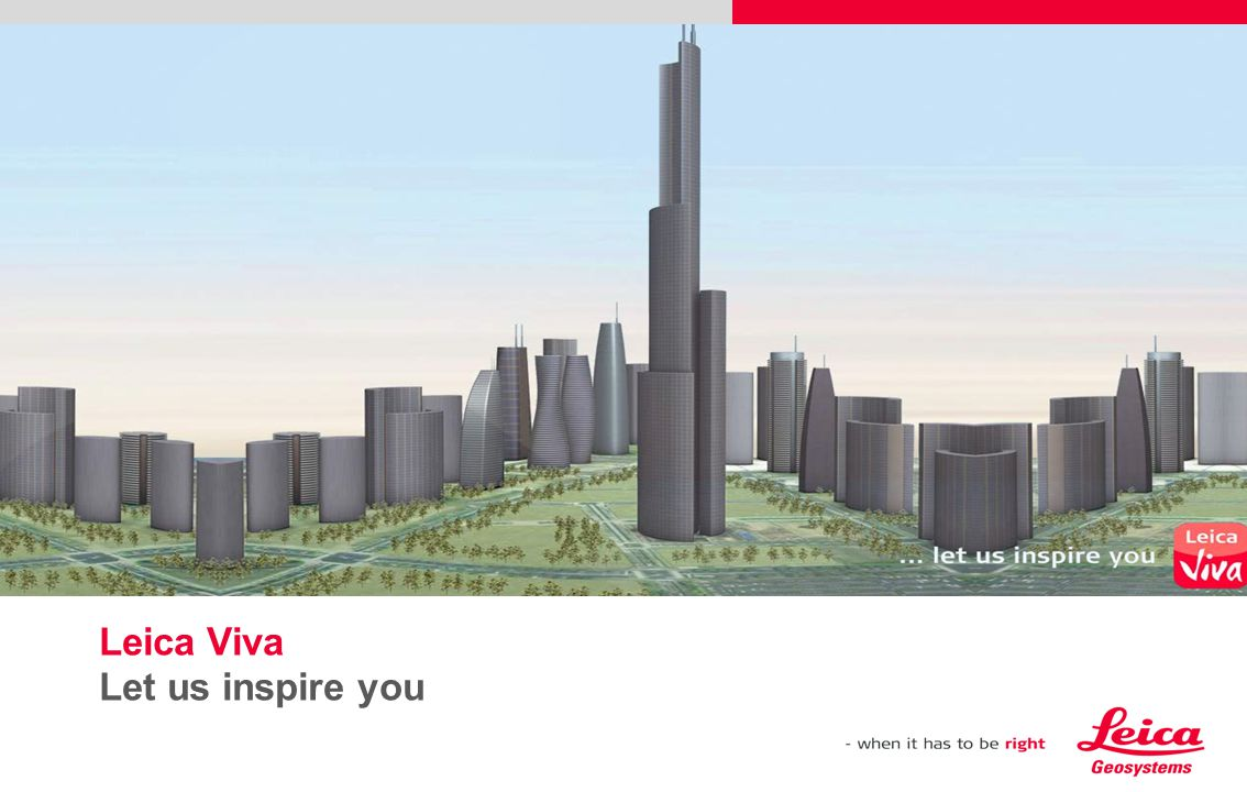 Leica Viva Let us inspire you