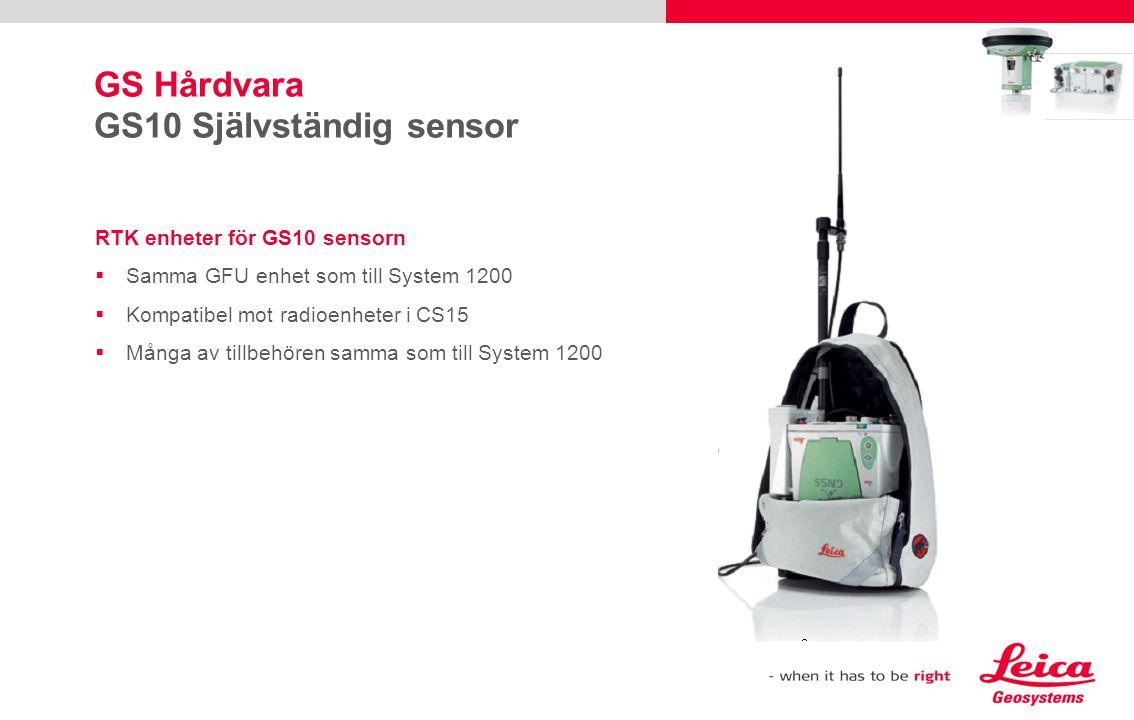 GS Hårdvara GS10 Självständig sensor