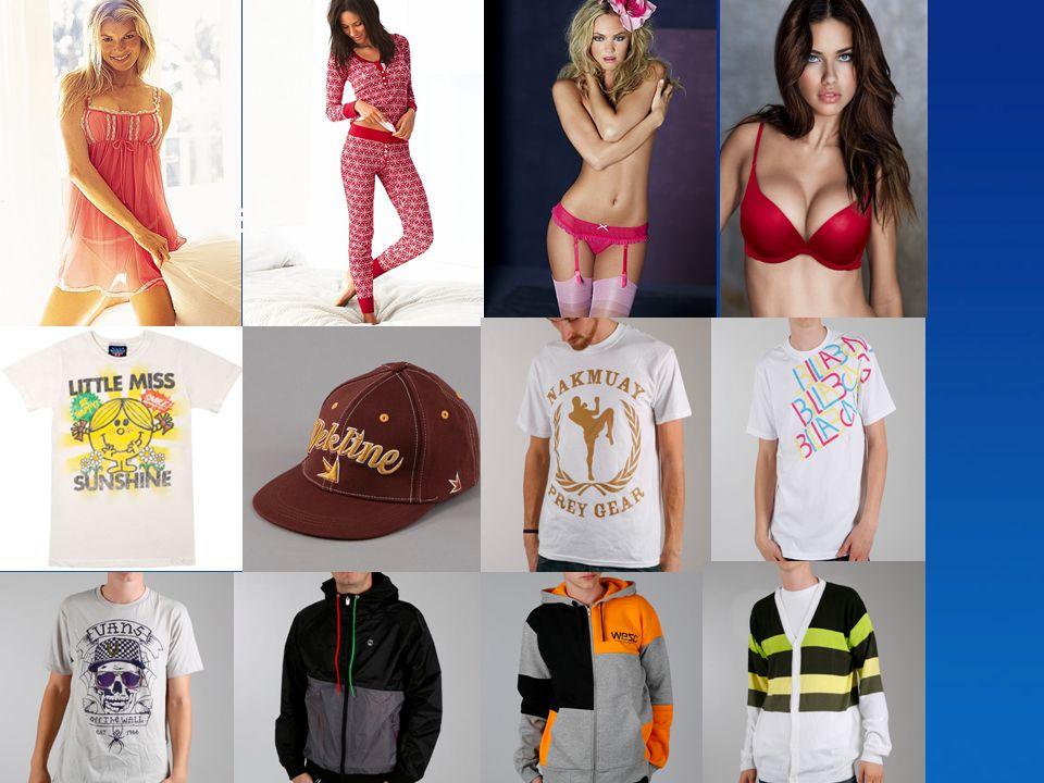 Produkter! T-shirts Bh Trosor Pyjamas mm