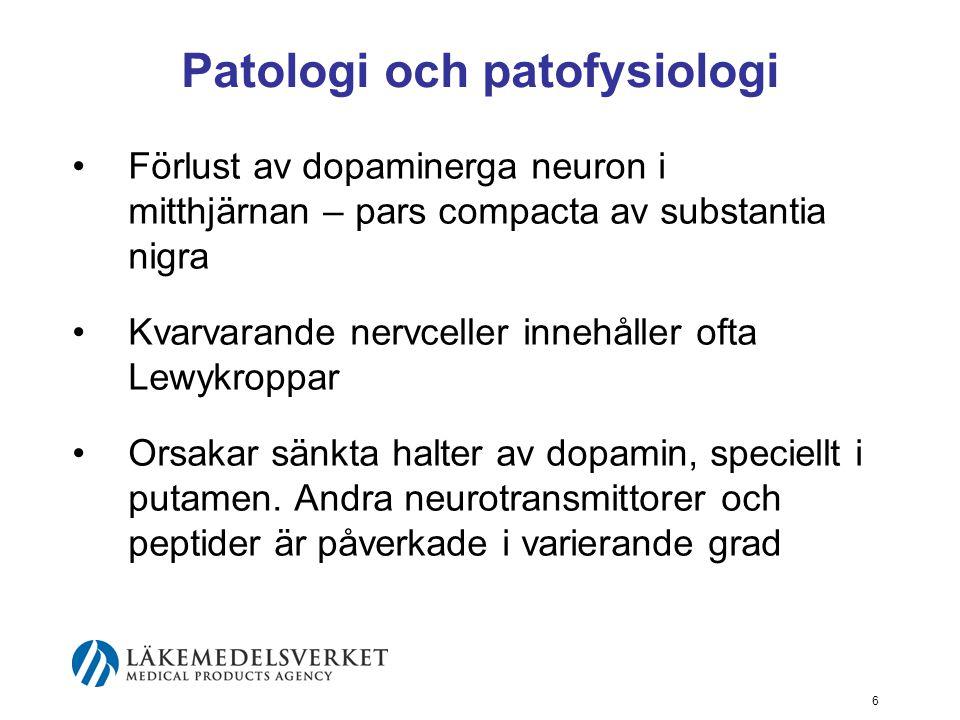 Patologi och patofysiologi