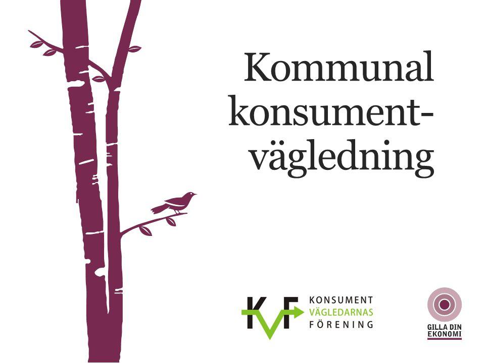Kommunal konsument-vägledning