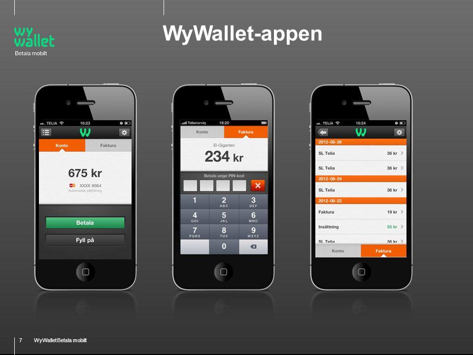 WyWallet-appen