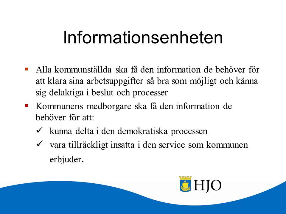 Informationsenheten