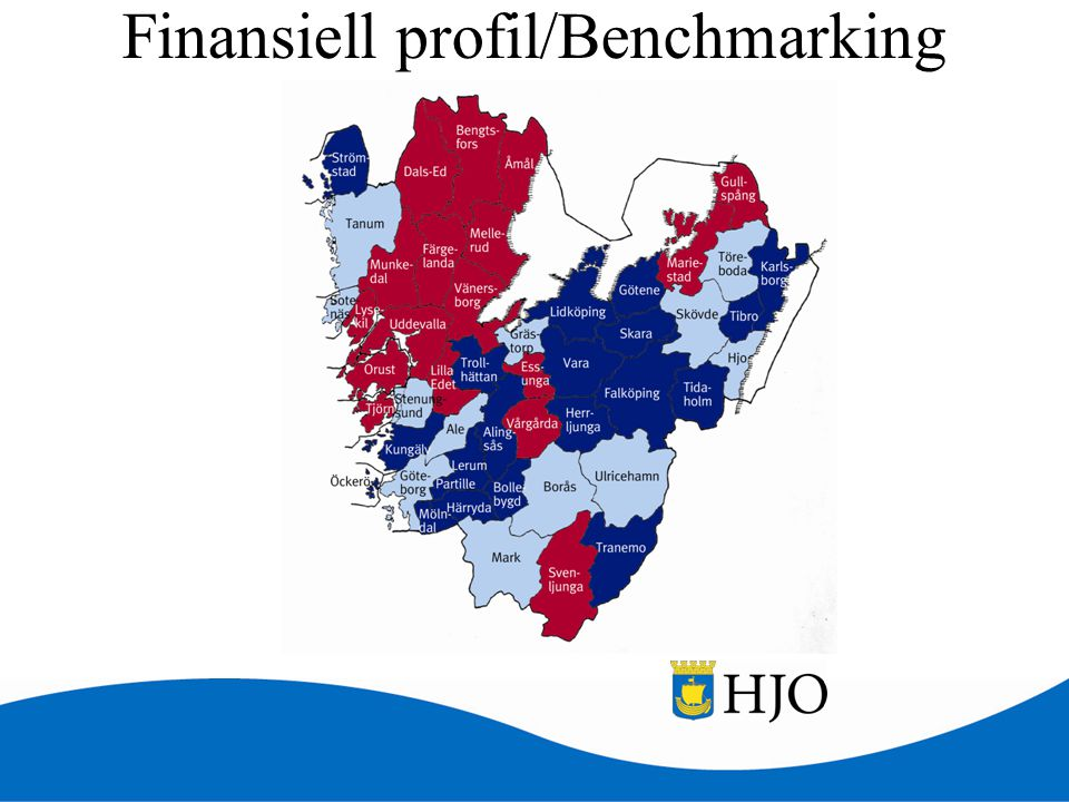 Finansiell profil/Benchmarking