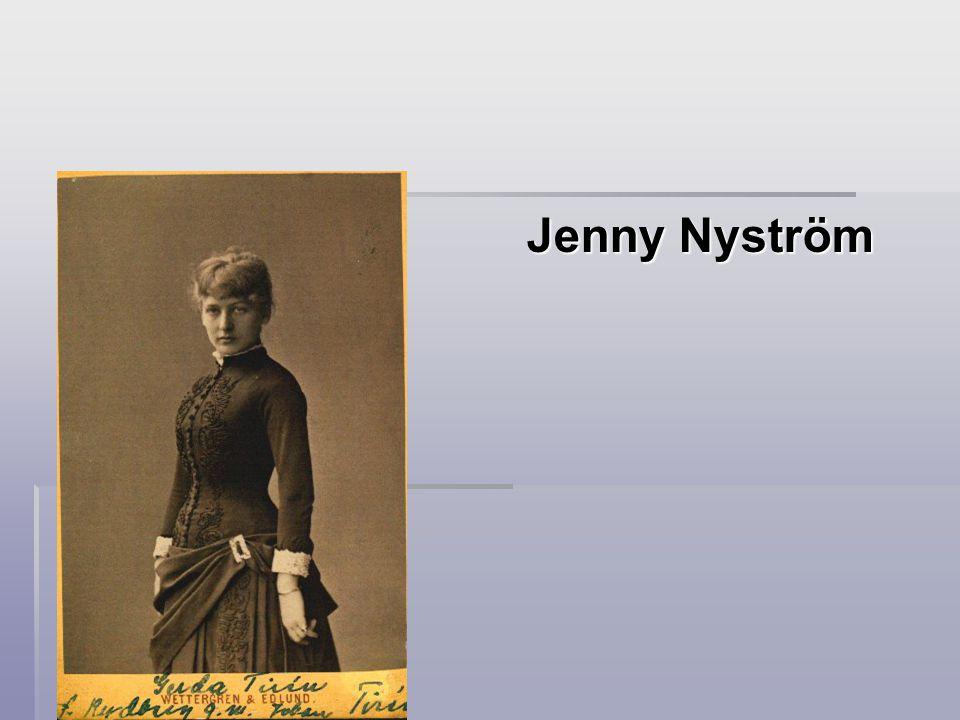 Jenny Nyström