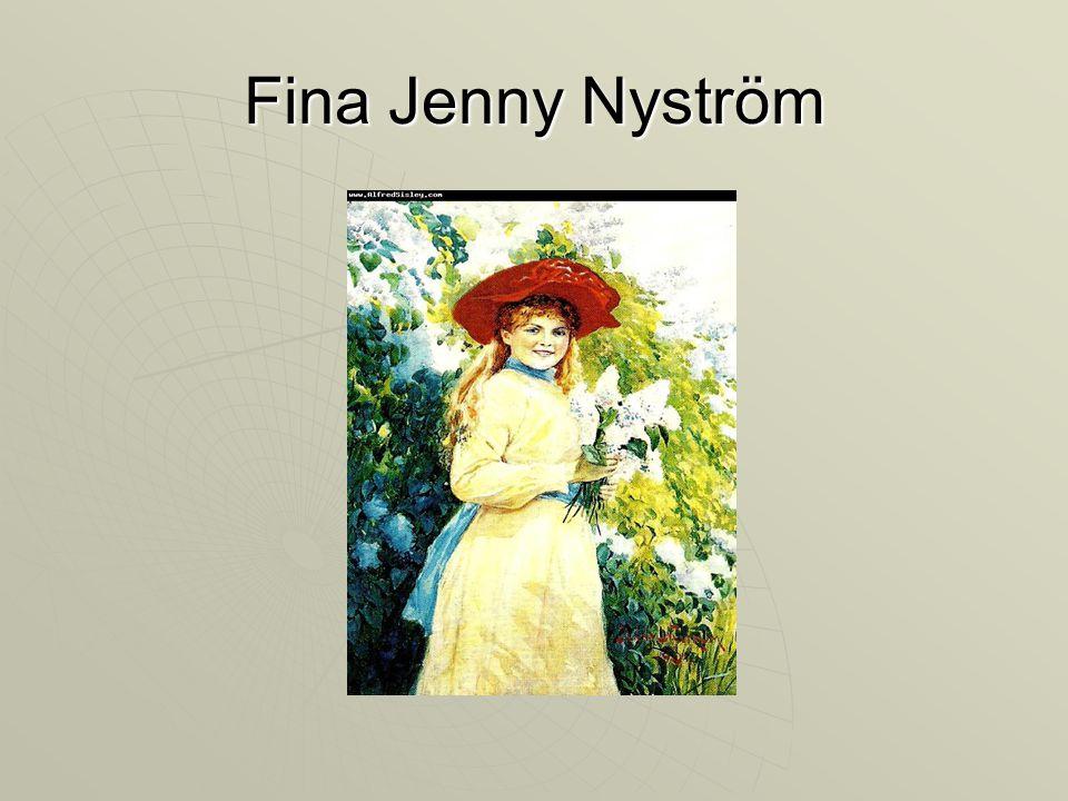 Fina Jenny Nyström