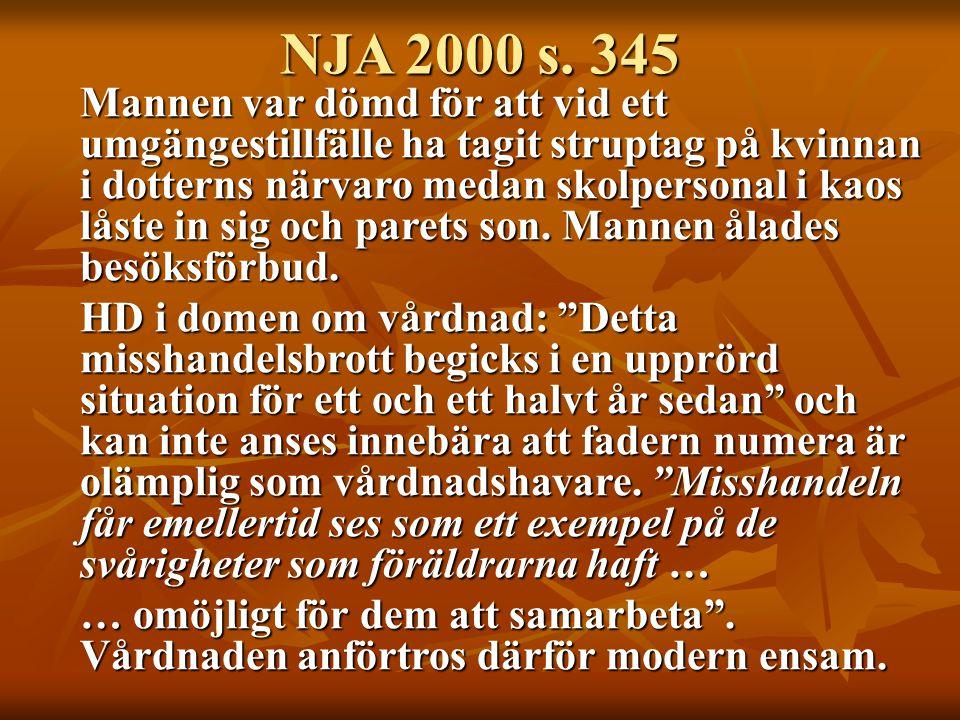 NJA 2000 s. 345