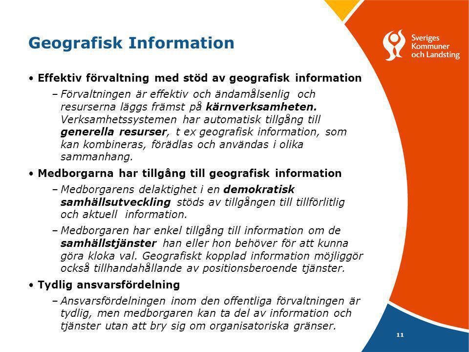Geografisk Information