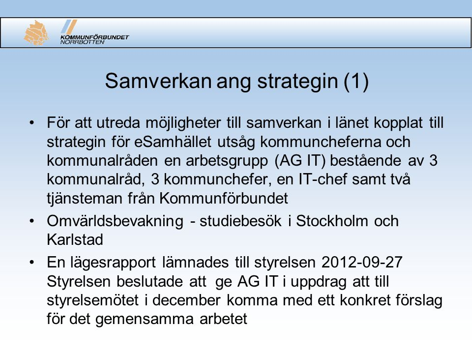 Samverkan ang strategin (1)