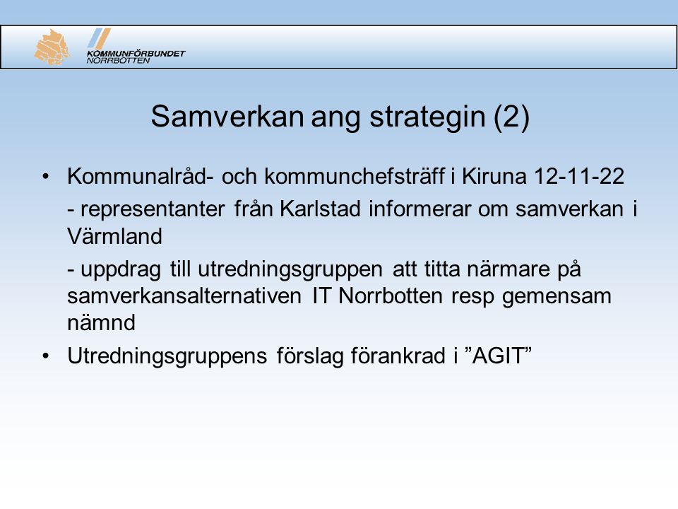 Samverkan ang strategin (2)