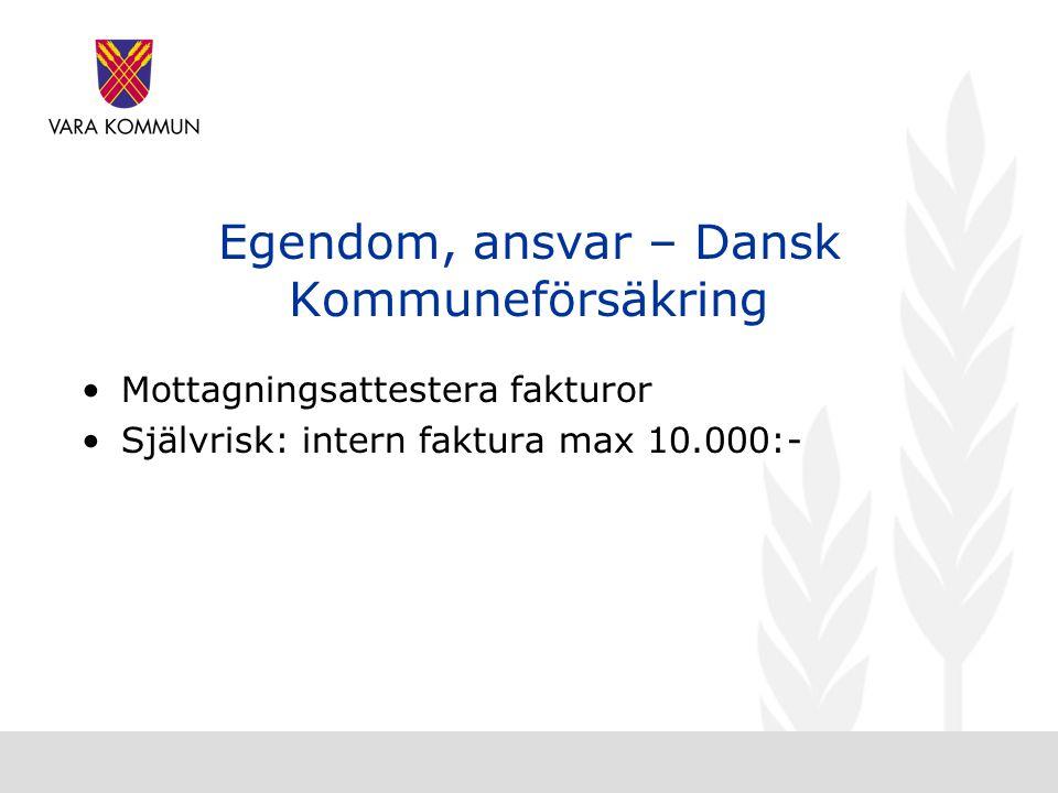 Egendom, ansvar – Dansk Kommuneförsäkring