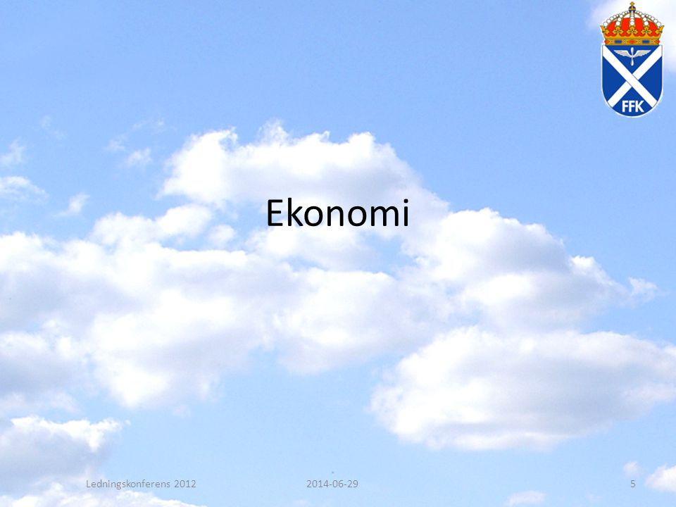 Ekonomi Ledningskonferens 2012 2017-04-03