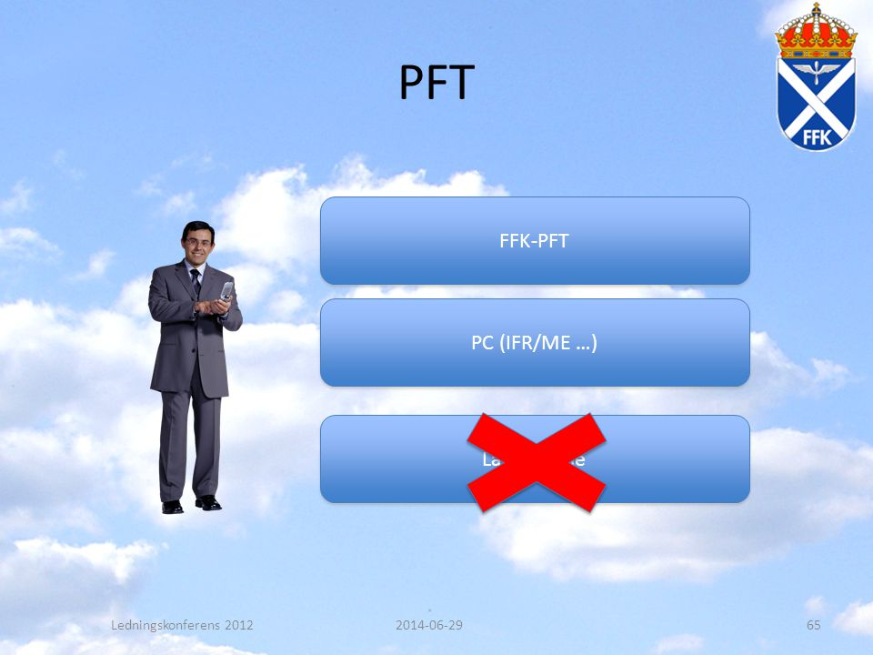 PFT FFK-PFT PC (IFR/ME …) Lärartimme