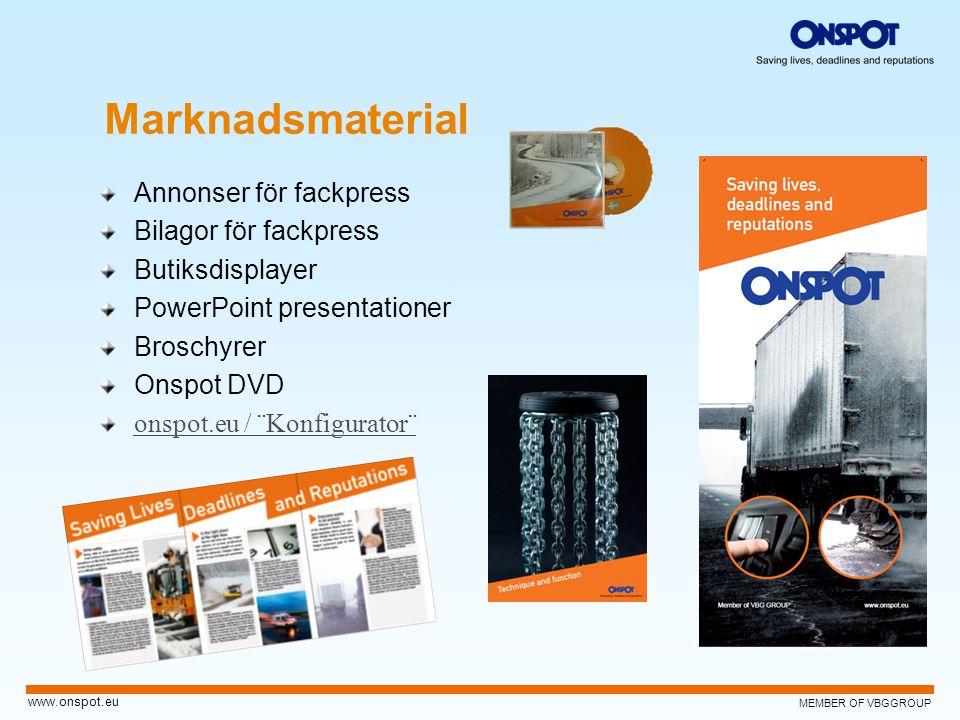 Marknadsmaterial Annonser för fackpress Bilagor för fackpress