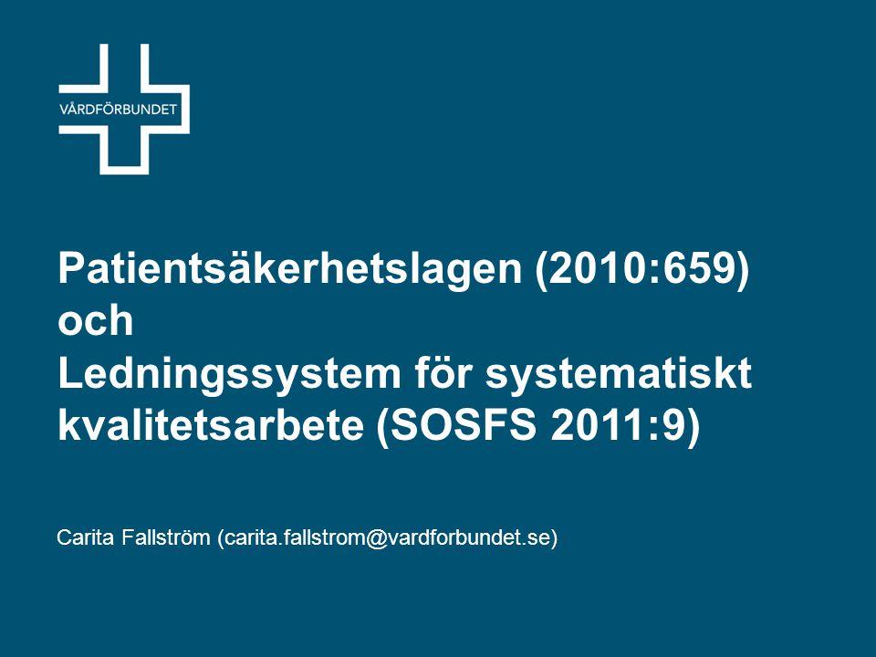 Carita Fallström (carita.fallstrom@vardforbundet.se)