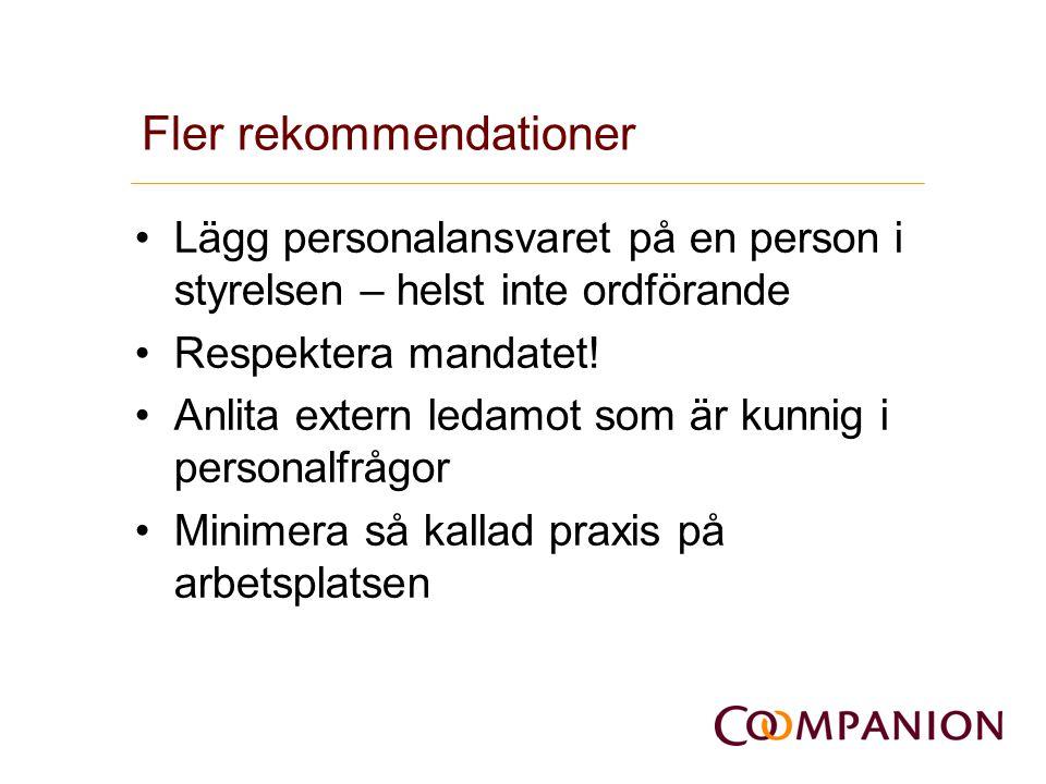 Fler rekommendationer