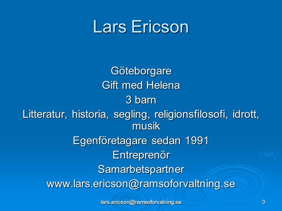 Litteratur, historia, segling, religionsfilosofi, idrott, musik
