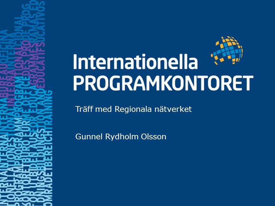 Träff med Regionala nätverket