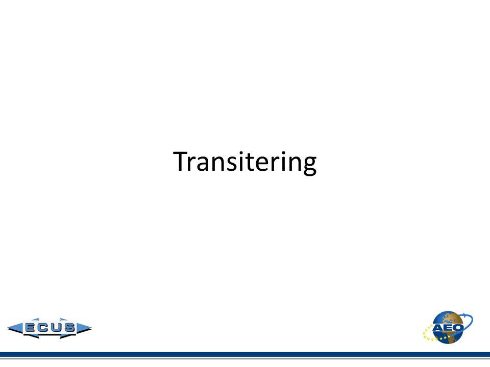 Transitering