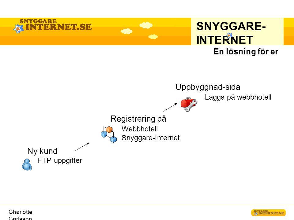 SNYGGARE-INTERNET En lösning för er Uppbyggnad-sida