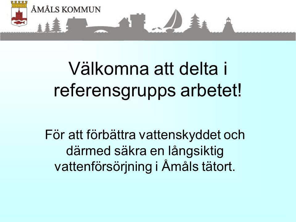 Välkomna att delta i referensgrupps arbetet!