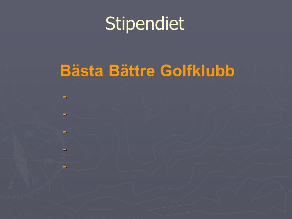 Bästa Bättre Golfklubb