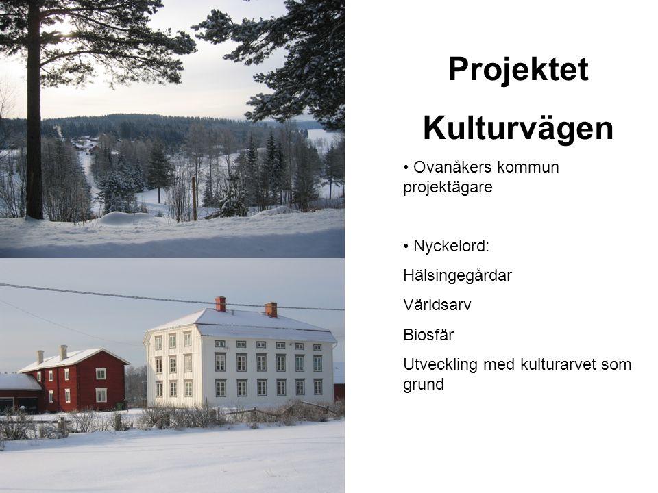 Projektet Kulturvägen