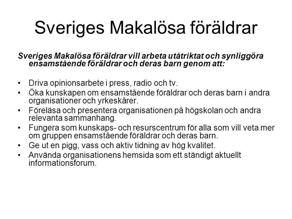 Sveriges Makalösa föräldrar
