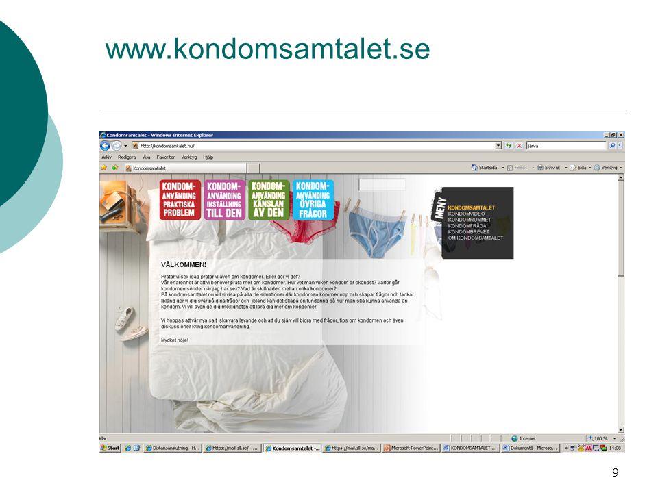 www.kondomsamtalet.se